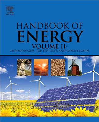 Handbook of Energy By Cleveland, Cutler J./ Morris, Christopher G.